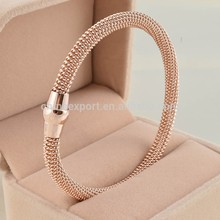 Wholesale Fashion Stainless Steel Mesh Magnetic Bracelets