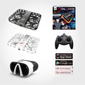 YK0810204 Network quad-axis VR with remote control in wifi set the height 6 AXIS i-spy drone RC drone