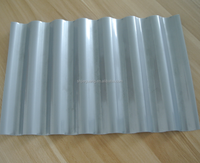 Quality chinese products clear cutting polycarbonate corrugated plastic sheets