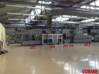 solar cell production line from German companys assets