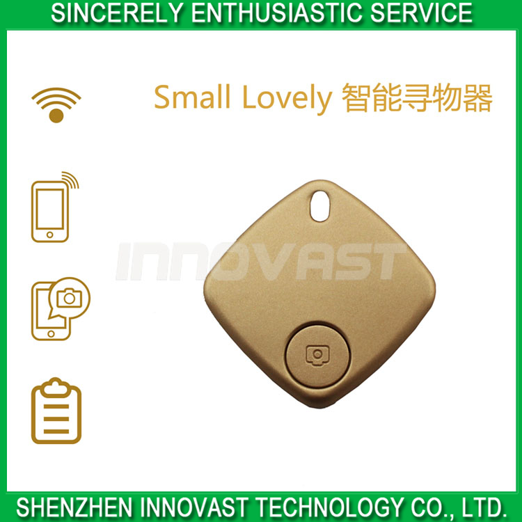 2015 Newly developed Bluetooth tracker / Bluetooth tracking devices / bluetooth anti lost alarm with REMOTE SHUTTER