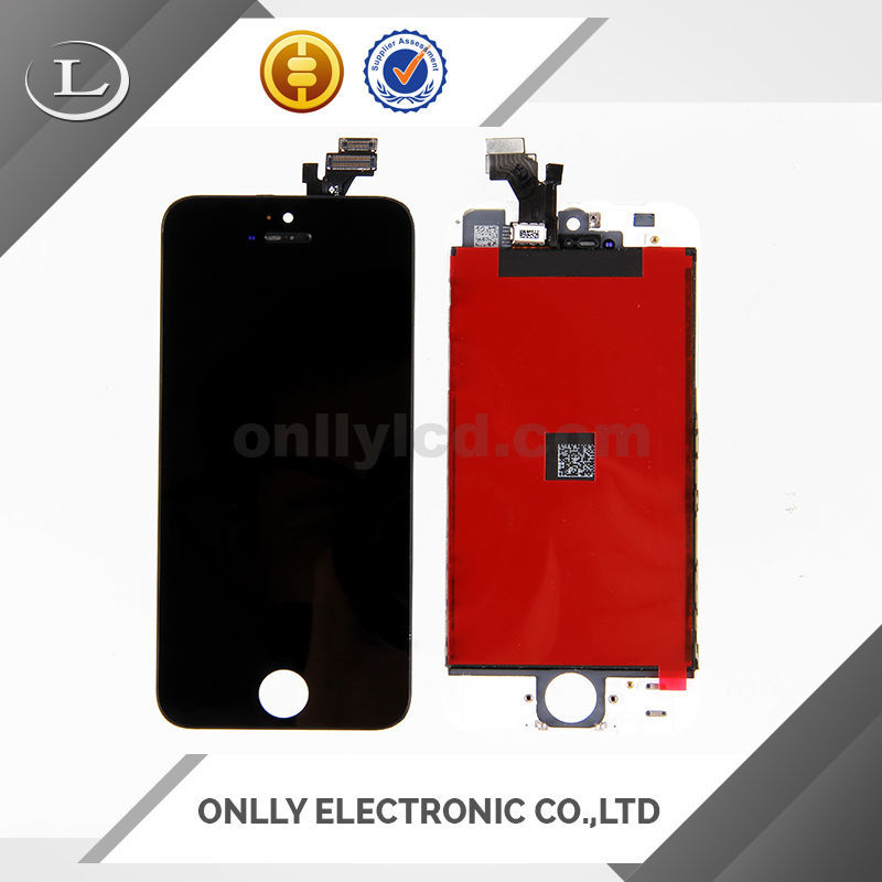 high quality lcd screen for iphone 5s lcd,back cover for iphone 5s