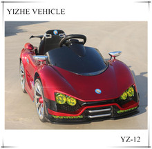 classical red new style hot sale kids car,children car to drive