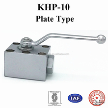KHP-10 New Products Chinese Supplier Providers High Ball Valve Manufacturer