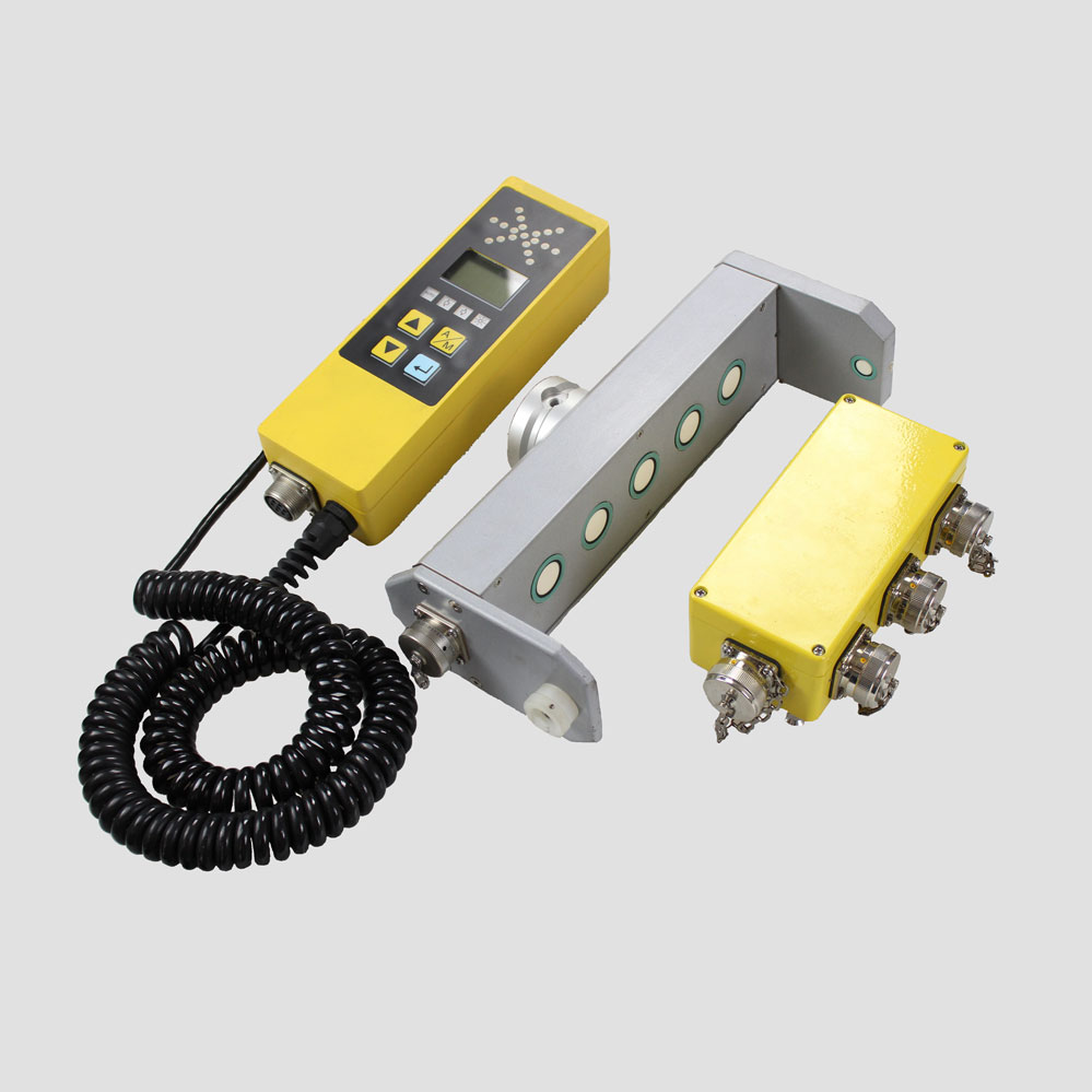 Asphalt Paver Spare Parts Level Ultrasonic Sensor Can Handle Controller