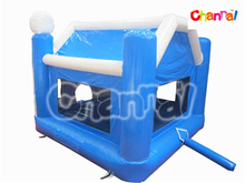 Exciting Amusement Games Inflatable Frozen Bounce House