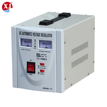 Voltage stabilizer 2000VA relay type electronic AVR stabilizer