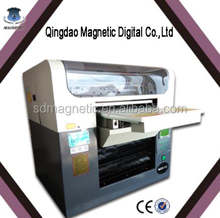Digital inkjet t shirt printing machine photo printer for Inkjet t shirt printing