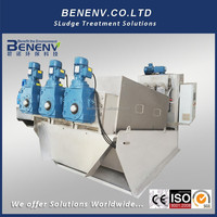 All-in-One Design sludge Dewatering decanter for dissolved-air floatation sludge (MDS313)