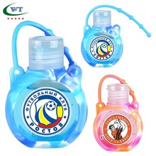 Promotional Gift 40ML Hand Sanitizer With Silicone Holder