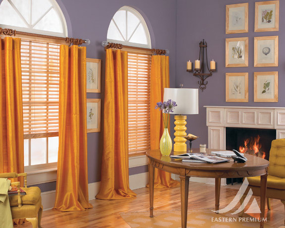Bsaawood Venetian Timber Louvre Blinds