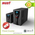 Must power inverter 24vdc to 220vac/dc to ac solar power inverter