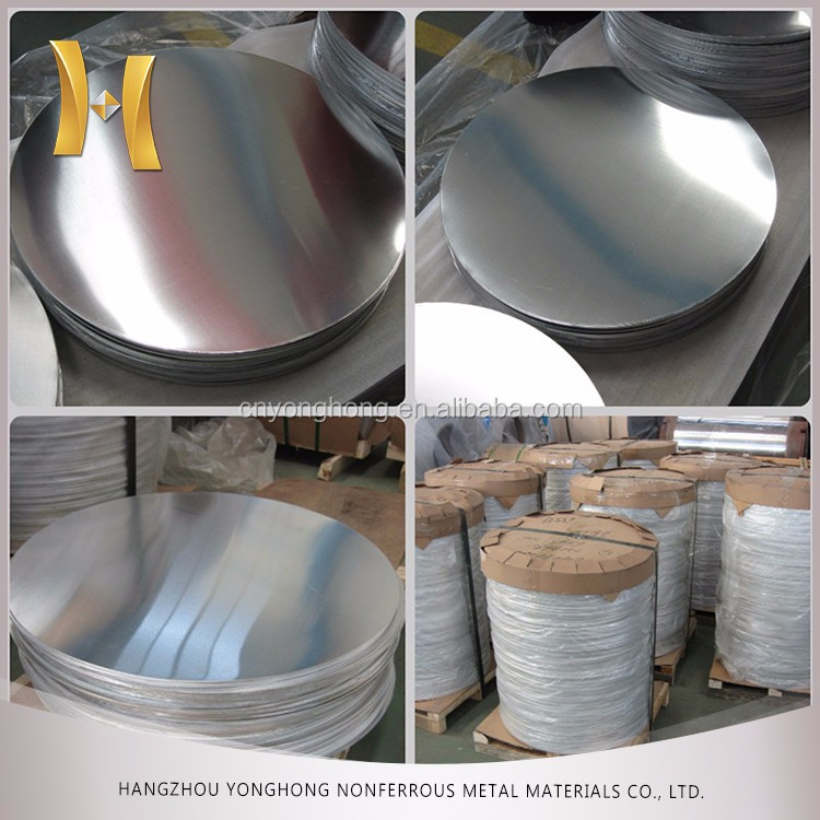 3003 HO Punching quality anodizing quality aluminum circle