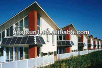 off-grid solar system inverter and controller 500 W Home use high efficiency photovoltaic price