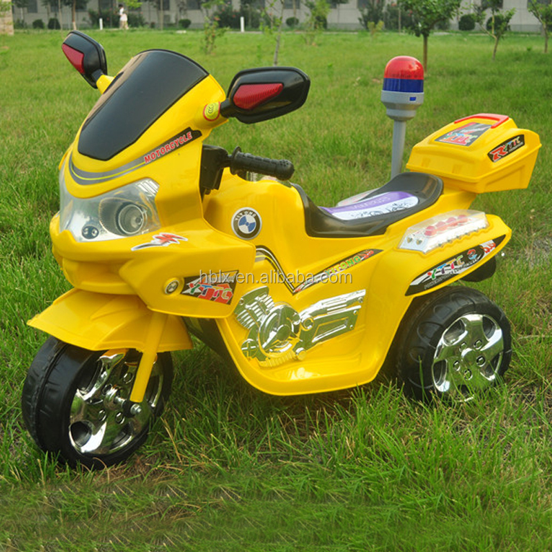 electric kids ride on motorbike toy for sale