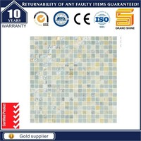 Hot Sale mosaic glass tile for bathroom