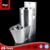 Kuge good quality combination stainless steel prison toilet