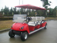 Special type of Chinese cheap used single seat electric golf cart for sale