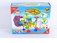 kids slot play free racing ball track set Intelligence toys