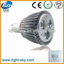 3X2W Indoor Dimmable Good quality PAR 20 led