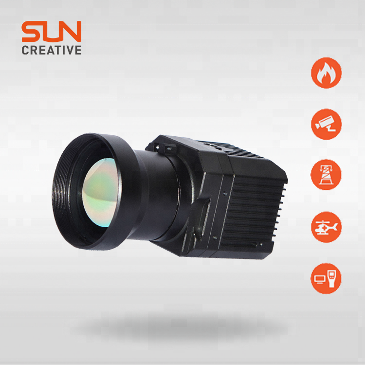 Outdoor bullet thermal imaging cctv camera