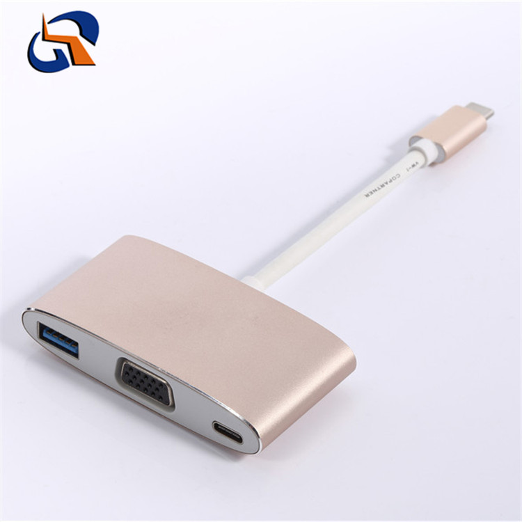 Wholesale 3 in 1 usb 3.0 charger cable hub por hub