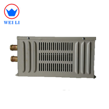 ISO9001/TS16949 Factory high performance bus and truck radiator for air condition