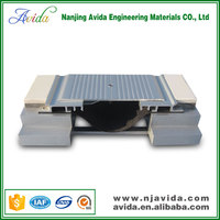 Aluminum Concrete Cement Floor Expansion Joint Filler in Building Construction