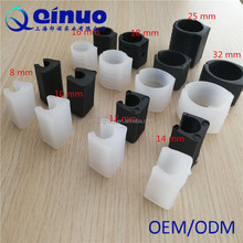 8,10,12,14,16,19,25,32 mm Hot Sale Steel Pipe pvc pipe fitting saddle clamp
