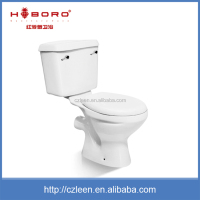 Factory supply new product two piece portable prison toilet with tank