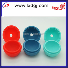 Hot Sale Round Shape Silicone Ice Ball Pop Mold Maker