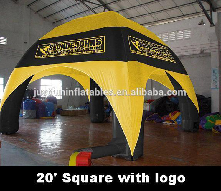 inflatable dome tents for exhibition, inflatable dome tent