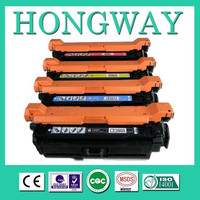Compatible for hp 3525 toner cartridge 250A 251A