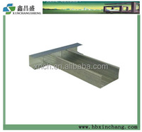 Galvanized CD UD channel light steel profiles
