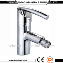 Factory whole sale Deck Mounted 304 stainless steel 3 Way kitchen faucet