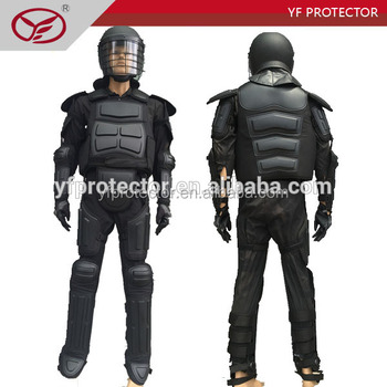 Wholesale Full Body stabproof Riot Control Police Anti Riot Suit