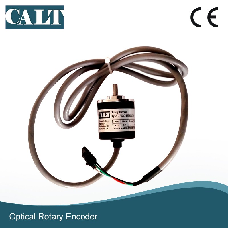 linear angle and speed measurement sensor micro rotary shaft encoder