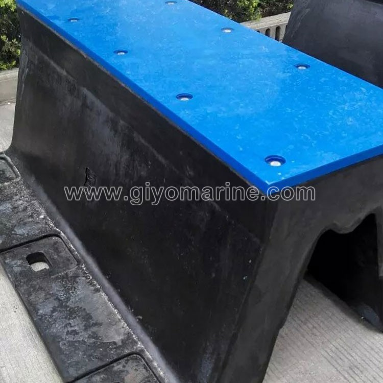 high quality ship protect super arch marine rubber fender