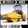 21ton LiuGong smooth wheel roller CLG621 single drum vibratory roller