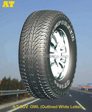 factory direct tire company brand comforser tire manufacturer in china P245/70R16
