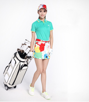 Women golf Club Bag Fashion Look Golf Bag With Wheels