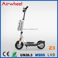 Newest standing up Z3 bike electric unicycle two wheels mini scooter
