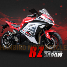 High Quality Hot Selling New Condition Cheap Price RZ Electric Racing Motorcycle