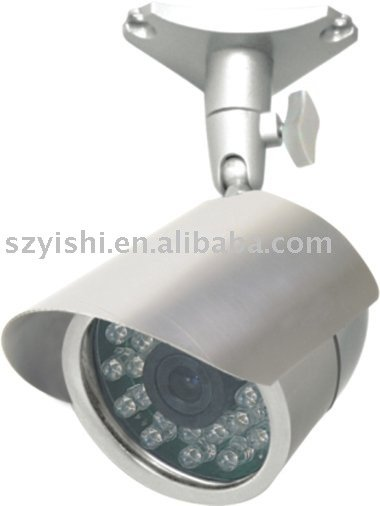 4401C Water-proof IR CCTV camera 1/3-inch Sony CCD 420TVL Infrared Camera