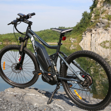Tornado 26 inches electric bicycle with mountain tyre for man