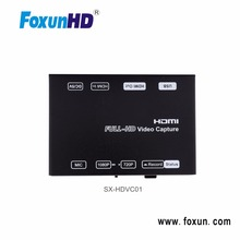 2017 H.264 encoder Full HD 1080P Video Game Capture