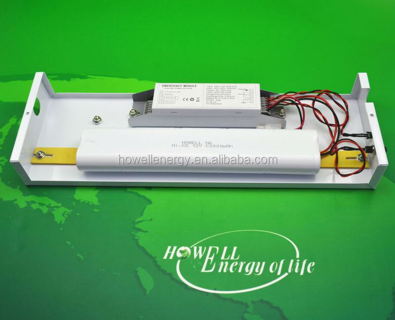 led light battery pack/ rechargeable battery inverter/ power supply for emergency