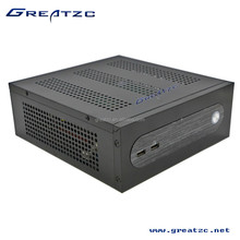 ZC-M856CDL Mini PC With LGA1150 Support Haswell I3/I5/I7 6 COM 2 LAN Ports Small Industrial Mini PC