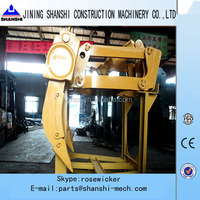 SHANTUI bulldozer ripper, three--shanks ripper for bulldozer spare parts