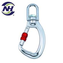 Work EN362 Aluminum stainless steel hooks dog leash swivel metal bra strap hook